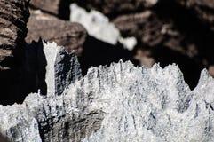 tsingy的ankarana 库存图片