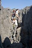 Tsingy de Bemaraha Stock Photos