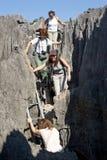 Tsingy de Bemaraha Stock Image