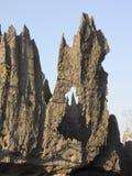 Tsingy de Bemaraha National Park. Unesco World Heritage Royalty Free Stock Images