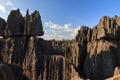 Tsingy formations Stock Photo