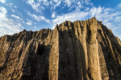 Tsingy rocks Royalty Free Stock Images