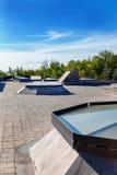 Tsitsernakaberd - The Armenian Genocide memorial and museum in Yerevan, Armenia. Royalty Free Stock Photos