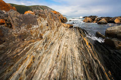 Tsitsikamma National Park South Africa. Beach at Tsitskamma National Park South Africa Stock Images