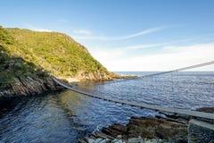 Tsitsikamma park narodowy, Południowa Afryka fotografia royalty free