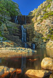 Tsitsikamma Waterfall Royalty Free Stock Photos