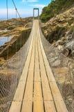 TsitsiKamma zawieszenia most zdjęcie stock