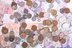 Tsjechisch geld Royalty-vrije Stock Afbeelding