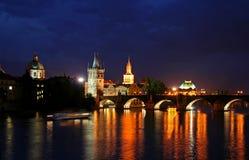 Tsjechisch Praag, stock foto