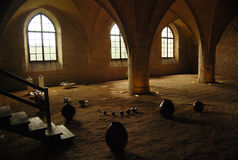 Tsjechisch rep. Hora-Unesco van Kutna Stock Afbeeldingen