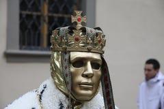 Tsjechische koning Stock Foto