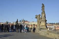 Tsjechische Republic_Prague royalty-vrije stock foto's