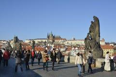 Tsjechische Republic_Prague stock foto's