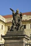 Tsjechische Republic_Prague stock afbeelding