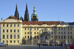 Tsjechische Republic_Prague royalty-vrije stock foto