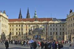 Tsjechische Republic_Prague stock afbeeldingen