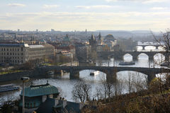 Tsjechische Republic_Prague stock foto