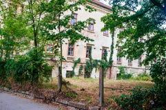 Tsjechische Republiek Moravië - oude Znojmo 2 stock foto