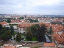 Tsjechische Republiek, Praag stock foto