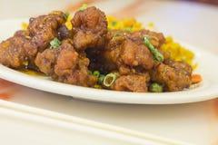 tso цыпленка общий s Стоковая Фотография RF