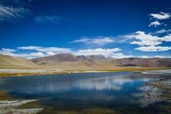 Tso jezioro Kar Zdjęcia Royalty Free