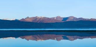 Tso Kar lake in Ladakh, India Stock Photos