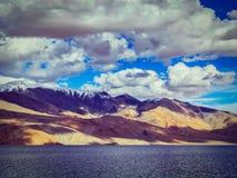 Tso Moriri, Ladakh Stock Photo