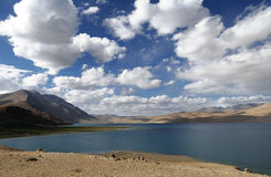 Tso Moriri (lake) Stock Image