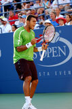 Tsonga Jo-Wilfried at US Open 2008 (27) Royalty Free Stock Photos