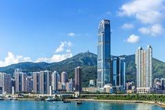 Tsuen Wan in Hong Kong Royalty Free Stock Images