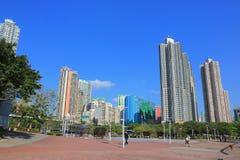 Tsuen Wan Riviera Park Stock Photo