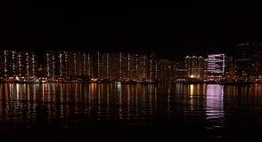 Tsuen Wan Skyline Immagine Stock Libera da Diritti