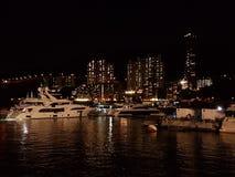 Tsuen Wan Yacht Port Fotografia Stock Libera da Diritti
