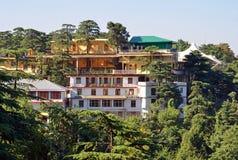 Tsuglagkhang-Komplex lizenzfreie stockfotografie