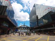 Tsui di sha di Tsim orientale Fotografia Stock Libera da Diritti