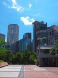 Tsui di sha di Tsim orientale Immagini Stock Libere da Diritti