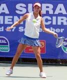 Tsuji Kanami japończyka gracz w tenisa Obrazy Royalty Free