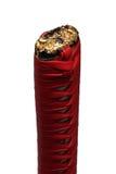 Tsuka: punho da espada japonesa Fotografia de Stock Royalty Free