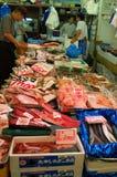Tsukiji Central Wholesale Market, Tokyo Stock Photos