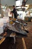 Tsukiji Fish Market Royalty Free Stock Image