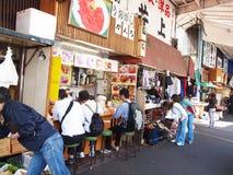 Tsukiji Market, Tokyo Stock Photos