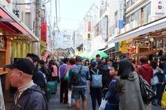 Tsukiji rynek Obrazy Stock