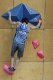 Tsukuru Hori - scalatore giapponese Fotografia Stock Libera da Diritti