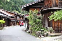 Tsumago Imagenes de archivo