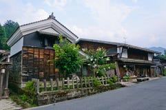 Tsumago-juku foto de stock royalty free