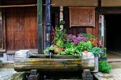 Tsumago-juku Royalty Free Stock Image