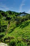 Tsumago Magone Trail Japan Royalty Free Stock Images
