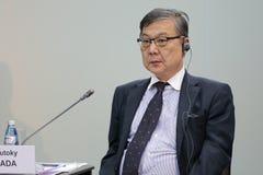 Tsumutoku Yamada Fotografia Stock