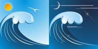 Tsunami Imagen de archivo