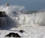 tsunami Royaltyfri Bild